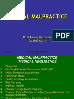 Bhp Malpraktik Medik