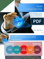 Lecture 2 2 Differences Between Business Entrepreneurs Social Entrepreneurs and Activism