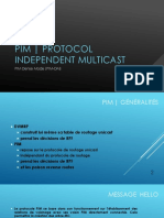 05 - Multicast IP - Protocoles de Routage MC - PIM-DM