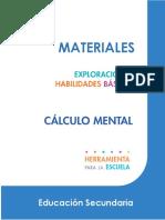 Anexo 3_materiales Para Cálculo_secundaria