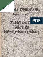 Zsidókérdés Kelet És Közép Európában 0f6e52ff98