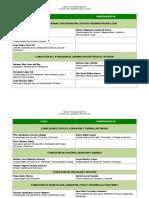 Nombramientos de la Junta de Andalucía