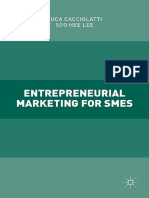 FULL Entrepreneurial Marketing for SMEs by Luca