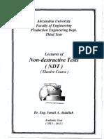 NDT - BOOK