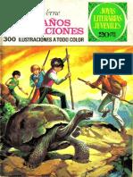 Joyas Literarias Juveniles - 117 - Dos Años de Vacaciones