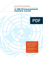 15 06 HarmonizingUNProcurement GUIDELINES Final