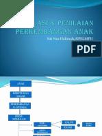 Stimulasi & Penilaian Ddst II