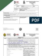 Planeacion IV Sem Aplicaciones Web Front-End 2019-A
