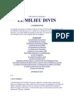 Le Milieu Divin Extracto Teilhard de Chardin