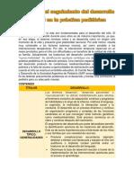 Guia de Seguimiento Del Desarrollo Infantil en La Practica Pediatrica
