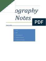 Dlscrib.com Geography Notes