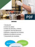Analisis Curso de Cerveza