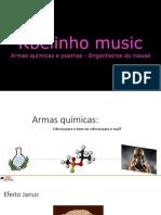 Slides Minicurso - Armas Químicas