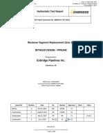 A86636-2 Condition 22 - Pressure Test Plan - A5V2R7