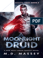 Moonlight Druid by M.D. Massey