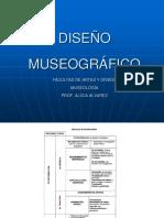 Diseño Museogr{afico