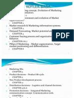 Marketing Chapter 1