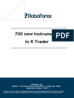 RF 700 New Instruments in R Trader 21012019