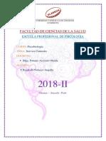 NERVIOS CRANEALES Trabajo Psicobiologia