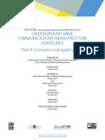 Mine Communications Guideline II REV 2018