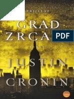Grad zrcala - Justin Cronin