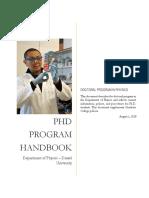 Grad Physics Handbook0818