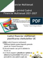 Cadrul Financiar Multianual 2014-2020.pptx