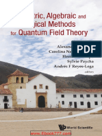 Geometric, Algebraic And Topological Methods For Quantum Field Theory.pdf