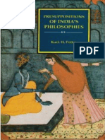 Presuppositions of India's Philosophies_1999_Karl H. Potter.pdf