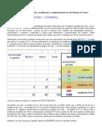 Análise Técnica - Sistema de Médias, Modificação e Complementação Da Metodologia de Trades