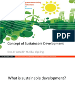 Concept of Sustainable Development Ahusika