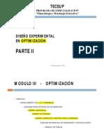 presentacion optimizacion TECSUP