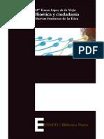 Bioética y ciudadanía nuevas fronteras de la ética - Ma Teresa López De La Vieja.pdf