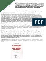 L agriculture biologique pour nourrir l humanité.pdf