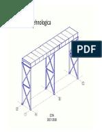 Platforma tehnologica metal