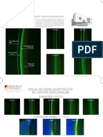 Scleral Lens Fit Scales Espanol