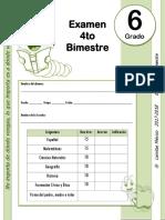 6to Grado - Examen Bloque 4 (2017-2018).docx