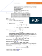 Cálculo Del COK