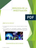 1.- Metodología de La Investigación