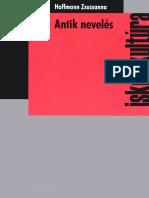 Hoffmann-Antik Nevelés (2009)