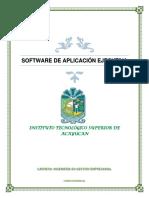 Software de Aplicación Ejecutiva