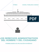 Los Derechos Administrativos del Hombre y del Ciudadano