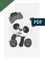 Hoja de Panda