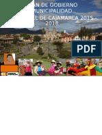 Plan Gob Municipal 2015 2018