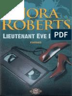 Roberts,Nora [Lieutenant Eve Dallas-01] Lieutenant Eve Dallas (1997) Policier.Z