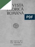 Revista istorică română, vol. 16, fasc. 2, 1946
