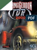Carmageddon TDR 2000 guia