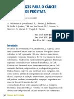 puntaje de gleason de próstata 3+ 3