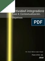 Actividad integradora Fase 4