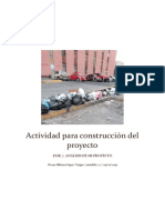 Actividad para construcción del proyecto FASE 7. ANÁLISIS DE MI PROYECTO